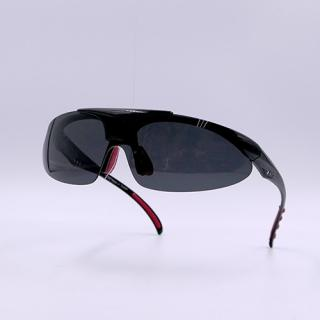 P1087-Clip up Sports Polarized Sunglasses(PC lens also acceptable)